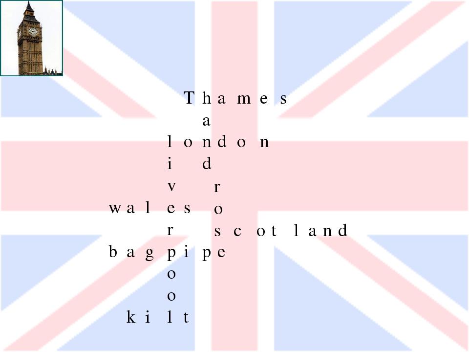 Thames a london id vr waleso rsco...