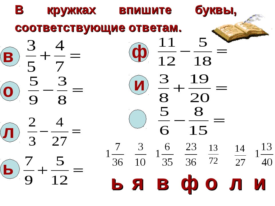 В кружках впишите буквы, соответствующие ответам. в о л ь ф и  ьявф...