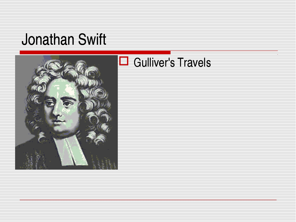 an analysis of the satire in gullivers travels by jonathan swift Gulliver's travels jonathan swift table of contents plot overview summary & analysis part i, chapter i part i, chapters ii lemuel gulliver the queen of.