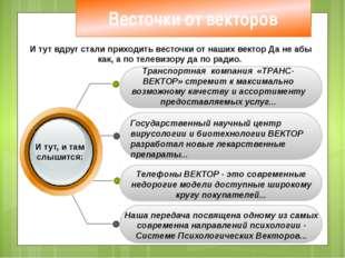 Транспортная компания «ТРАНС-ВЕКТОР» стремит к максимально возможному качест