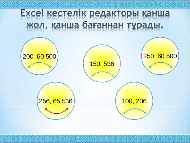 200, 60 500 250, 60500 150, 536 100, 236 256, 65536