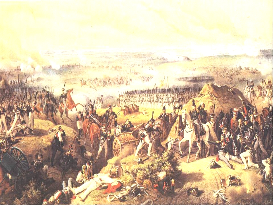 Восьмая атака французов на Семёновские флеши Ранение Багратиона