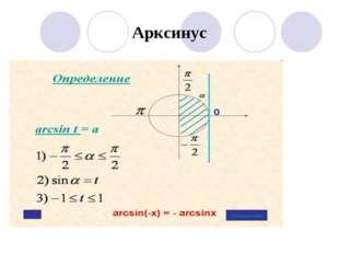 Арксинус