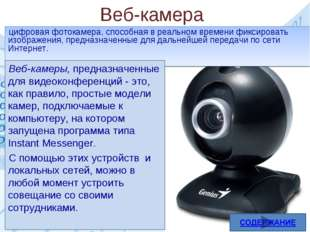 Веб-камера цифровая фотокамера, способная в реальном времени фиксировать изоб