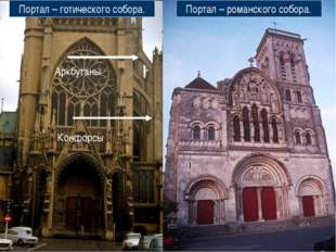Портал – архитектурно оформленный проем, чаще всего является входом в здание.