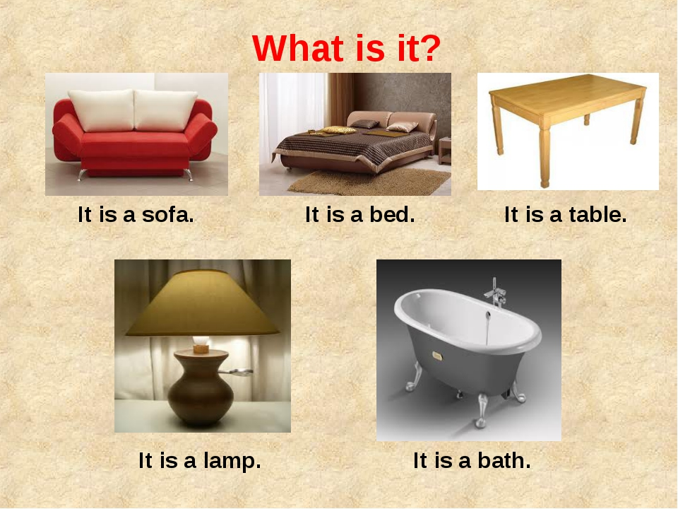 What is it? It is a sofa. It is a bed. It is a table. It is a lamp. It is a b...