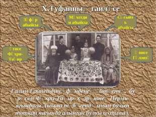 Галим Гайнетдин әфәнденең әйтүенчә, бу рәсем Фәхри-Таһир хәзрәтнең Пермь ягы