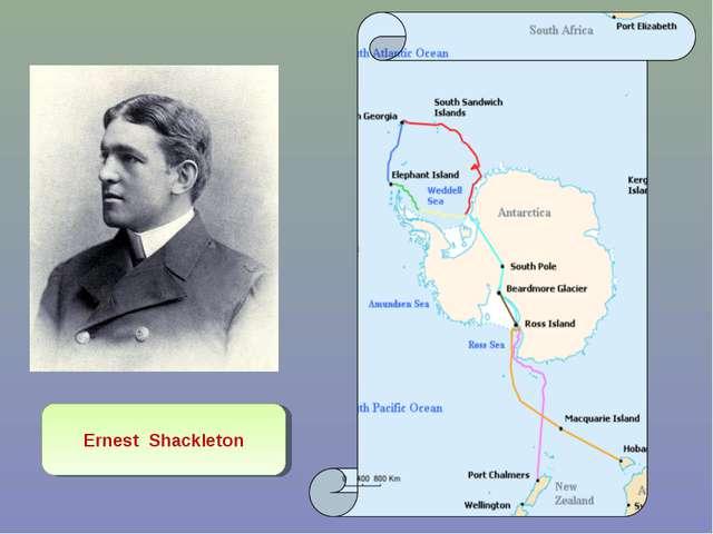 Ernest Shacklеton
