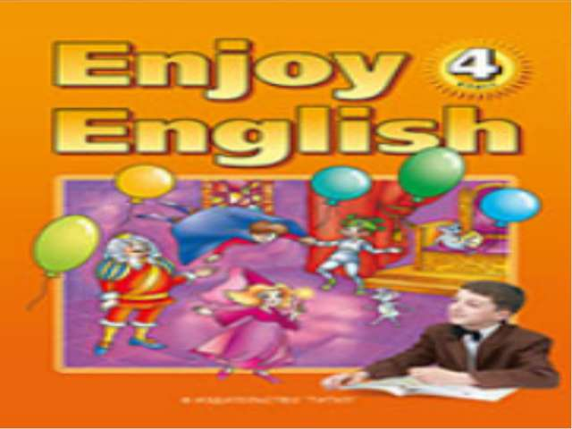 Enjoy English 4