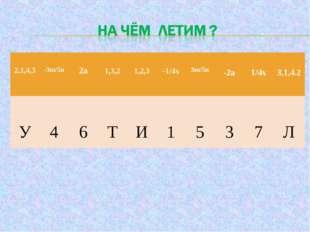 2,1,4,3 -3m/5n 2а 1,3,2 1,2,3 -1/4х 3m/5n -2а 1/4х 3,1,4.2 У 4 6