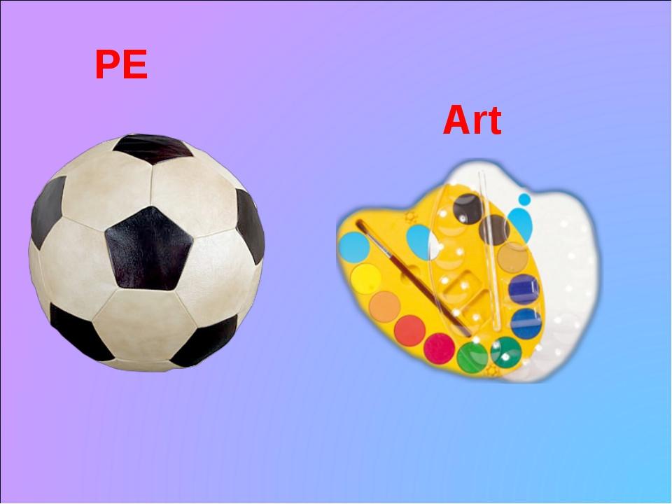 PE Art