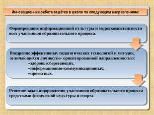 Решение задач оздоровления участников образовательного процесса средствами фи