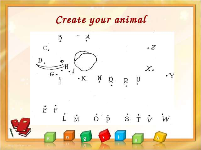 Create your animal