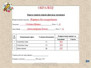 * Автор: Юрова Ольга Борисовна учитель технологии МБОУ СОШ №2 г.Ворсма Автор: