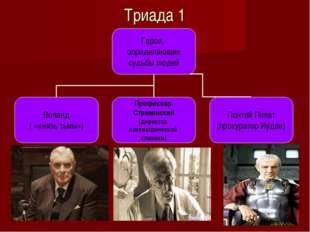 Триада 1