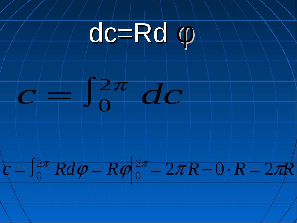 dc=Rd φ