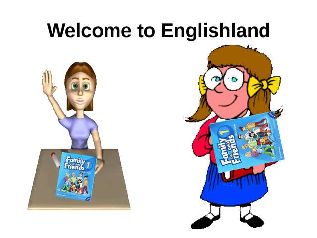 Welcome to Englishland