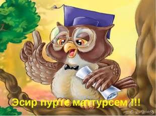 Источники Интернета: Фоторамка с совой на 1 слайде - http://director.edu54.ru