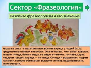 5 Курам на смех - с незапамятных времен курица у людей была предметом шутливы