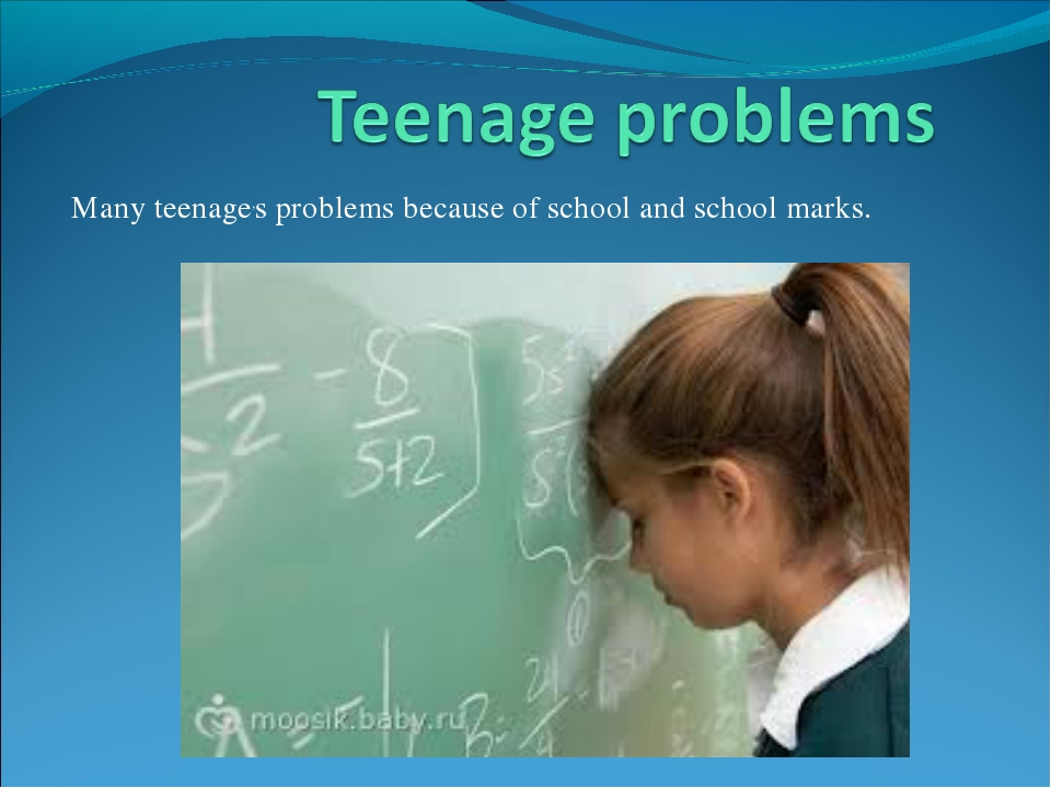 Teenagers Problem Essays - ManyEssayscom