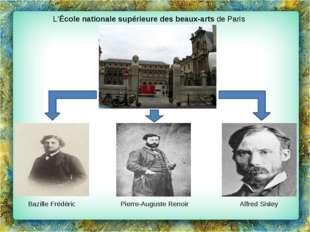 L'École nationale supérieure des beaux-artsdeParis Pierre-Auguste Renoir Al