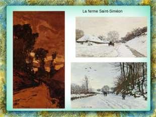 Laferme Saint-Siméon