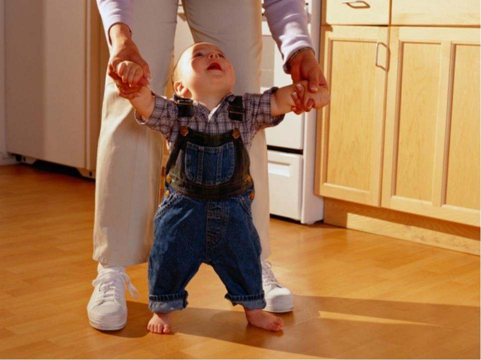Как понять что ребенок готов ходить сам