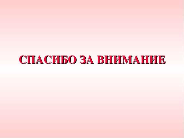 СПАСИБО ЗА ВНИМАНИЕ © МОУ СОШ №15, г. Ярославль, 2007
