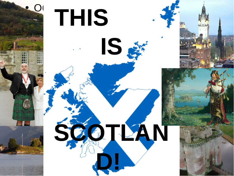 THIS          IS   SCOTLAND!