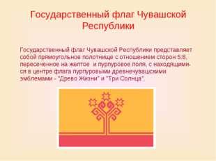 Государственный флаг Чувашской Республики Государственный флаг Чувашской Респ