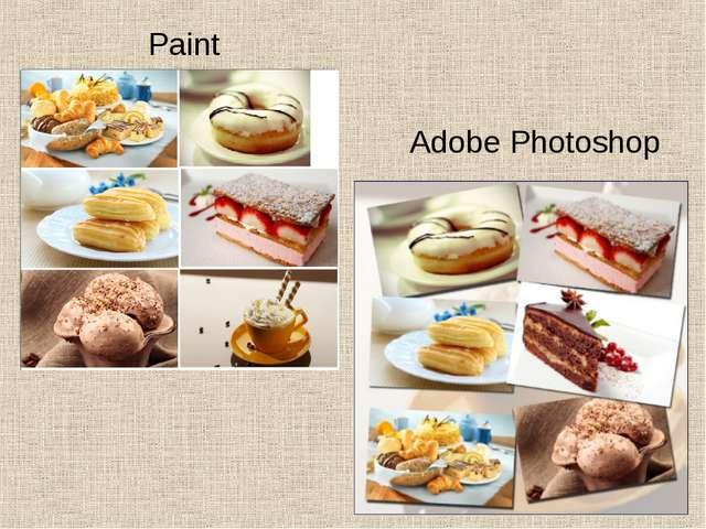 Paint Adobe Photoshop
