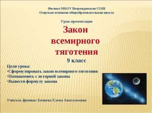 Филиал МБОУ Возрожденская СОШ Озерская основная общеобразовательная школа Ур