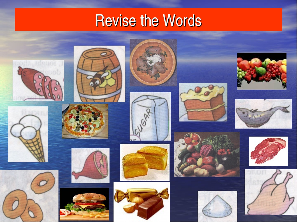 Revise the Words