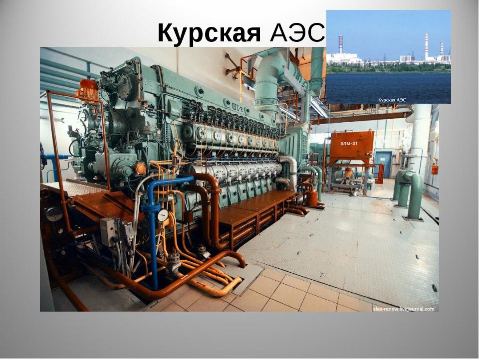КурскаяАЭС