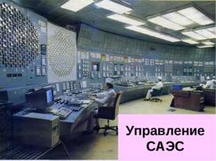 Управление САЭС