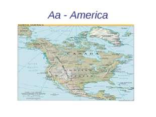 Aa - America