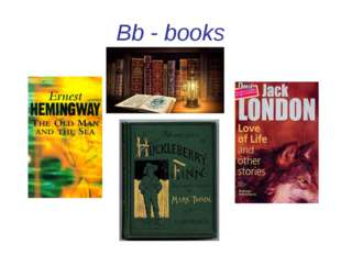 Bb - books
