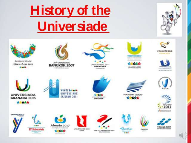History of the Universiade
