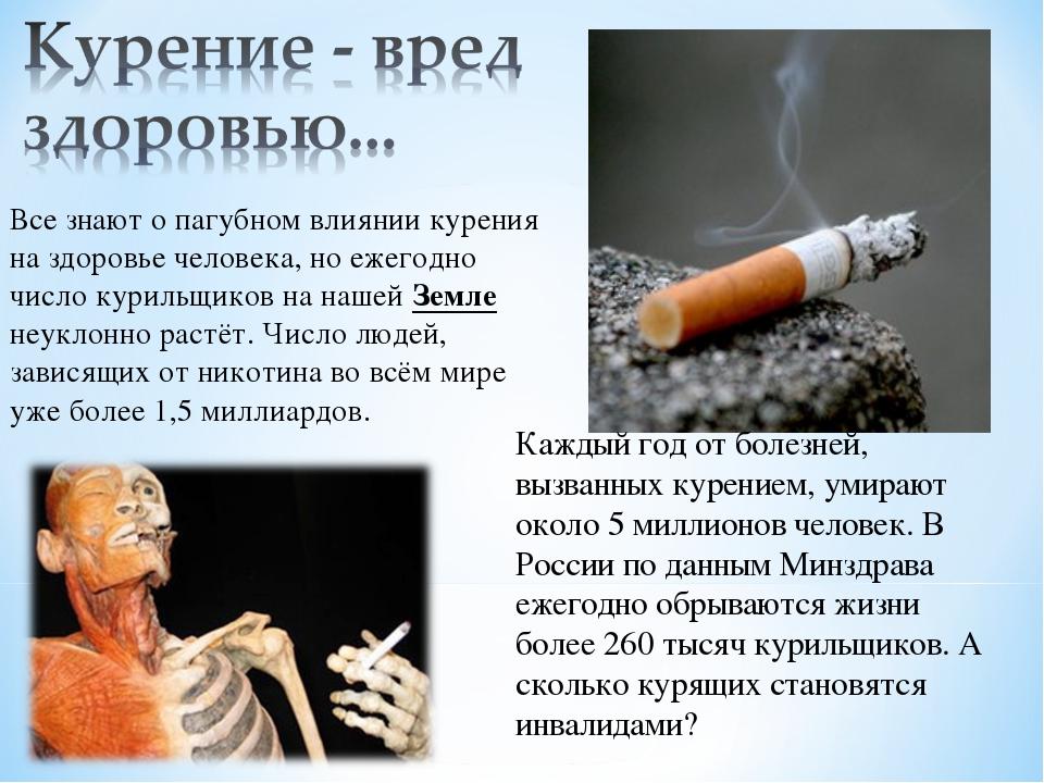 Картинки и фото о вреде куренья