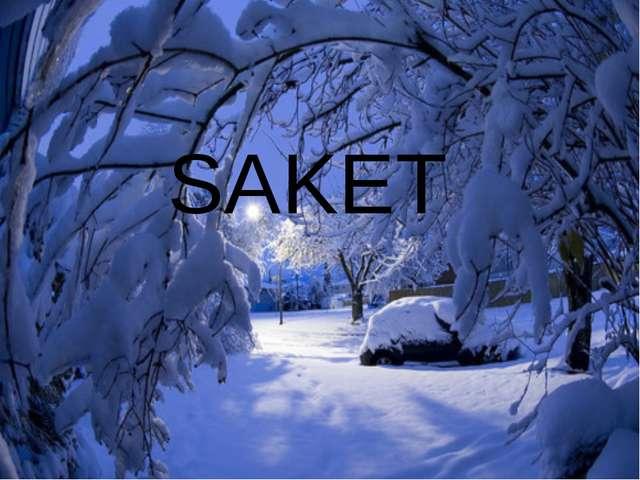 SAKET
