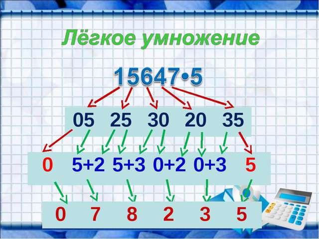 0525302035 05+25+30+20+35 078235 78235