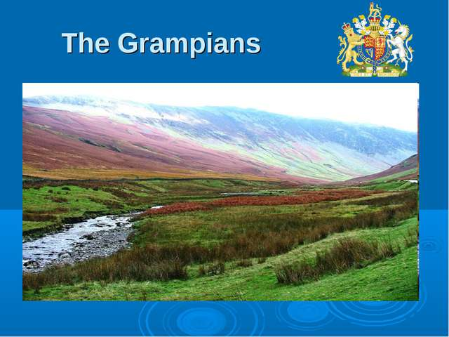 The Grampians