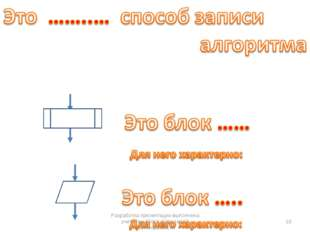 Разработка презентации выполнена учителем ГБОУ СОШ №167 Костеновой М.Н. * Раз