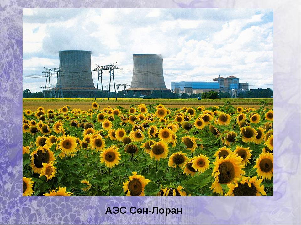АЭС Сен-Лоран