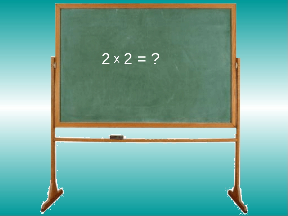 2 2 = ?