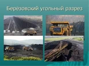 Берёзовский угольный разрез