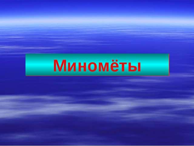 Миномёты 53