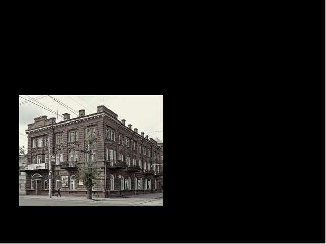 В мае 1941 г. училище было передислоцировано в глубокий тыл, в наш старинный...