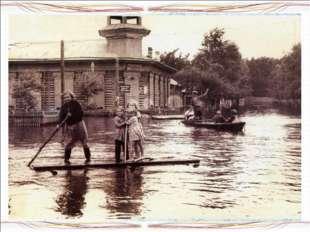24 июля1928года началось наводнение на реке Зее, которое в одном только гор