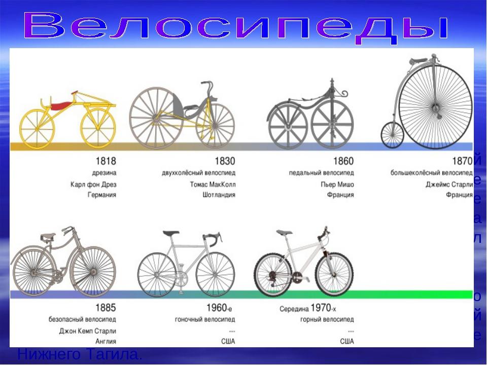 История о крепостном крестьянине Артамонове, который сконструировал велосипед...